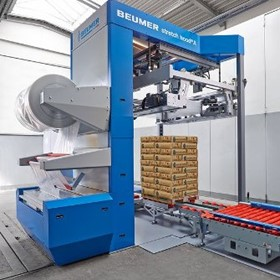 Packaging & Filling System | BEUMER Stretch Hood A