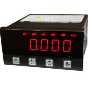 IQ240 Panel Mount Load Cell Display - Instrotech Australia