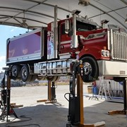 HETRA RGA Wireless Mobile Truck & Bus Lifting Columns