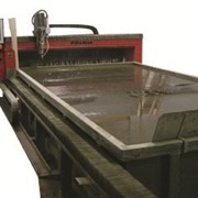 Water Profile Cutting Machine | PIRANHA