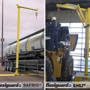 Fall Protection Access Systems | FlexiGuard SafRig & EMU