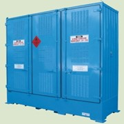 6000L Relocatable Dangerous Goods Store | Bulkibox