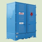 4000L Relocatable Dangerous Goods Store | Bulkibox