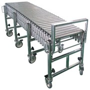 Stainless Steel Roller Conveyors | MHA