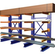 Heavy Duty Cantilever Racking | MHA