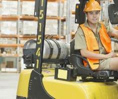 Forklifts represent a costly investment, because they require a large initial capital expenditure and cost thousands to keep running.