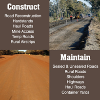 Polymer Soil Stabiliser from Australia promotes sustainable road works
