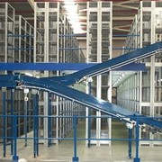 Warehouse conveyor systems for optimum performance