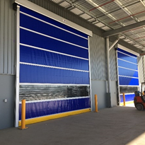 High speed Roll Doors for Warehousing and Logistics Industries