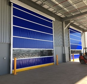 High speed Roll Doors for Warehousing and Logistics will save your costs.