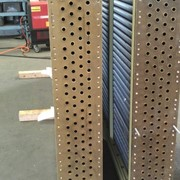 Heat exchanger coolers for Kangaroo Valley power station