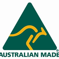 Australian Made, Australian Grown logo: supporting local industry