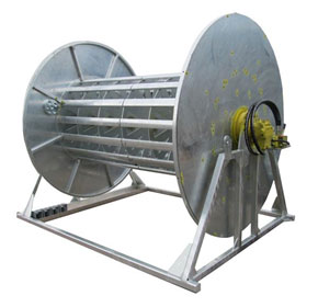 ReCoila hose reels integral to subsea works