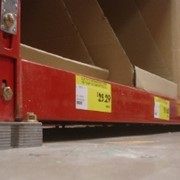 Major retail warehouse flooring levelled