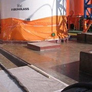 Bund sealing/tank farm corrosion protection project | Molymet Ltd