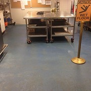 Safe Grip solves war memorial club and motel's kitchen floor issue
