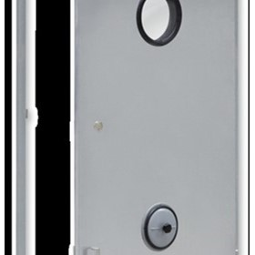 Low-leakage Steel Door | ST-R/Z15 | Air Regulator