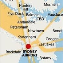 Sydney Airport aircraft noise