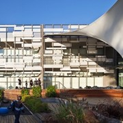 PEP-Core composite panels featured in Melbourne School