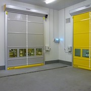 3 Warehouse Door Features Which Can Prevent Food Contamination