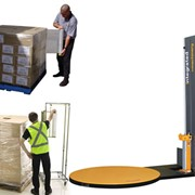 Pallet wrapping - to hand wrap or invest in a pallet wrapper?
