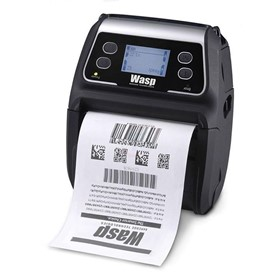 Bluetooth Mobile Barcode Label Printers - WPL4MB