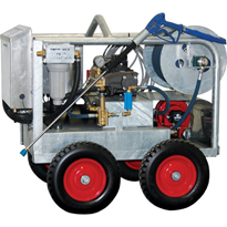 High Pressure Water Blasters | Hot-Water Pressure Washer E3r-22h