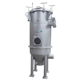 Dust Collectors I Hygienic Round Top Removal (HRT) 3-A Filter