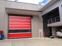 Rapid Auto Roll Doors | Series RL3000