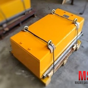 Mass Stock Feed Magnet Retrieval System | Magnetic Separators