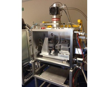 Hylec Controls' nano indentation testing