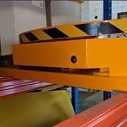 RAPID WRAPPER. POWERED TURNTABLE STRETCH WRAP MACHINE | Pack King