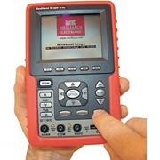Universal Handheld Oscilloscope, Multimeter and Logger | Redhand Scope