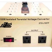 100W Japanese Isolated Toroidal Voltage Converter