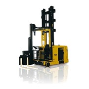 Reach Trucks I Very Narrow Aisle Man Up Turret Trucks MTC10-15L