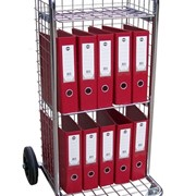 Solicitors Court Trolley | Wagen