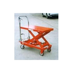 Scissor Lift Work Table/Platform | Wagen