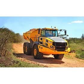 Articulated Dump Trucks | B45E