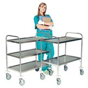 Industrial Trolleys & Work Benches | Stainless Steel Trolley