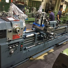 Ajax Centre Lathes 560 to 760mm | Kinwa Chin Hung