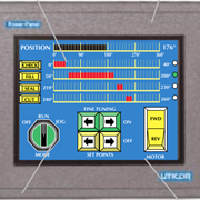 HMI Panel Touch Screen | PGI100 Series