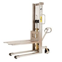 MAVERick Walkie Stackers | Manual, Inox, also with straddle legs