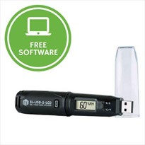 USB Humidity Data Logger | With Temperature & Dew Point