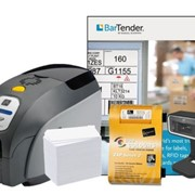 Zebra ZXP3 Card Printer Bundle