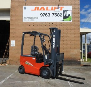 1.8T Electric Forklift | HELI CPD18