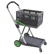 The Clever Folding Cart | Clax
