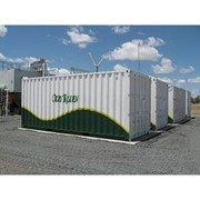 Containerised Transportable Wastewater Treatment Systems