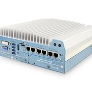 Nuvo 7000E/P Fanless Embedded Computer