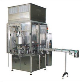 Trepko Packaging Machine 220 Series Rotary Cup Filler