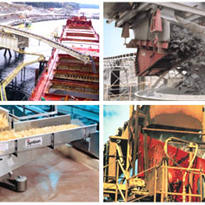 Bulk Handling Conveyors - DESIGN and Construct